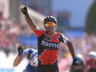Greg Van Avermaet uit het BMC Racing team won vorige week Paris - Roubaix!