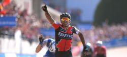 Greg Van Avermaet uit het BMC Racing team won vorige week Paris - Roubaix!
